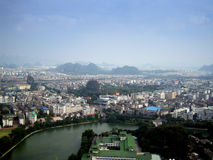 guilin Hong Kong fotografering för bildbyråer