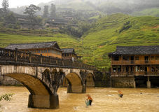 Guilin - Kina Royaltyfri Fotografi