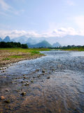 Guilin Landscape Stock Image
