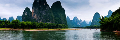 Guilin Landscape Stock Photography