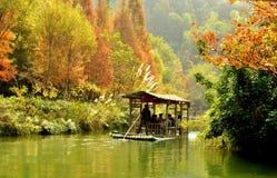 Guilin landskap 012 Arkivfoton