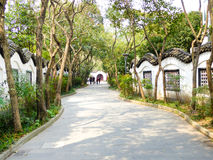 Guilin Park path Royalty Free Stock Photos