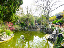 Guilin Park view Royalty Free Stock Photography