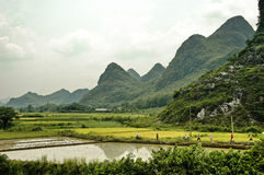 Guilin, porcelaine image stock