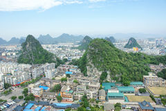 Guilin scenery Royalty Free Stock Photography
