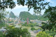 Guilin scenery Royalty Free Stock Photos