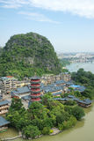 Guilin scenery Royalty Free Stock Photos