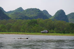 Guilin Scenery Stock Image