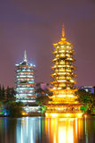Guilin scenery Royalty Free Stock Images