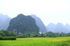Guilin scenery Stock Photos