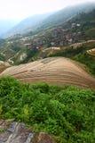 Guilin-Terrasse Lizenzfreie Stockfotografie