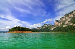 Guilin Thailand Stockfoto