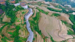Guilin trasero Guangxi China del dragón Imágenes de archivo libres de regalías