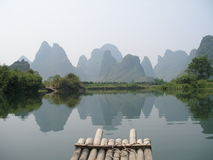 guilin yangshuo Obrazy Stock
