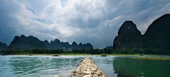 Guilin Yangshuo Landscape Stock Photos