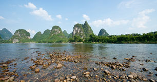 Guilin Yangshuo Scenery Stock Images