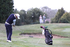 Guillaume Cambis am Golf Prevens Trpohee 2009 Stockbilder
