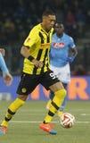 Guillaume Hoarau Young Boys Berne v FC Naples Liga Europa Royalty Free Stock Images