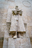 Guillaume le Taciturne, reformation wall, Geneva, Switzerland. Stock Photography
