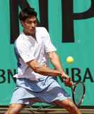 Guillermo ALCAIDE (ESP) at Roland Garros 2010 Stock Photography