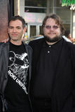 Guillermo Del Toro, Vincenzo Natali Stock Image