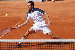 Guillermo Garcia Lopez ATP Tennis player Stock Image