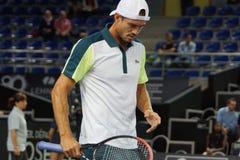 Guillermo Lopez (ESP) Zdjęcia Stock