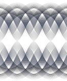 guilloche граници Стоковые Фотографии RF