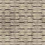 Guilloche pattern with grunge effect Royalty Free Stock Photos