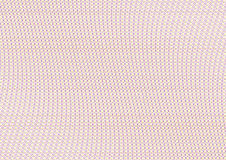 Guilloche vector background grid. Moire ornament EPS 10 Royalty Free Stock Photo