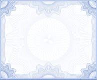 Guillochefeld Lizenzfreie Stockbilder