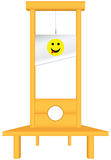 Guillotine Royalty Free Stock Image