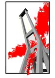 Guillotine Royalty Free Stock Photo