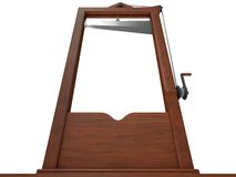 Guillotine Stock Images