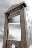 Guillotine Royalty Free Stock Images