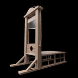 Guillotine Royalty Free Stock Photography