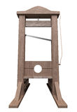 Guillotine Stock Image