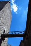 Guimaràes - castelo Fotografia de Stock Royalty Free