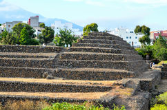 Guimar Pyramids Stock Image