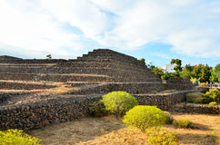 Guimar Pyramids Royalty Free Stock Photography