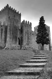 Guimaraes castle Royalty Free Stock Images