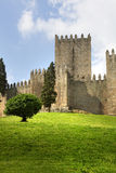 Guimaraes Castle Stock Image