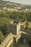 Guimaraes castle Stock Photography