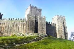 Guimaraes Castle Stock Images