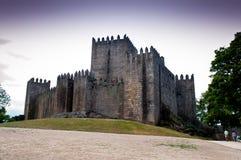 Guimaraes Castle Στοκ εικόνες με δικαίωμα ελεύθερης χρήσης