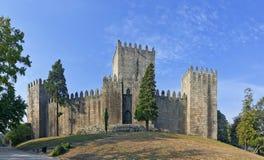 Guimaraes Castle, Guimaraes, Portugal Stock Image