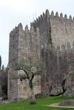 Guimaraes Castle, Portugal Stock Photo