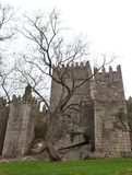 Guimaraes Castle, Portugal Royalty Free Stock Photography