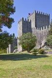 Guimaraes Castle, Portugal Royalty Free Stock Images