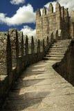 Guimaraes Castle Wall Royalty Free Stock Photos